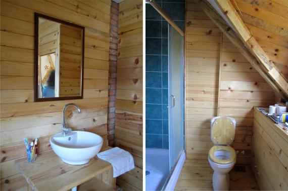 туалет и душ: Экодом своими руками