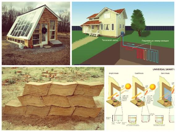 Экодом своими руками: Blog by saharin: технологии экологического строительства
