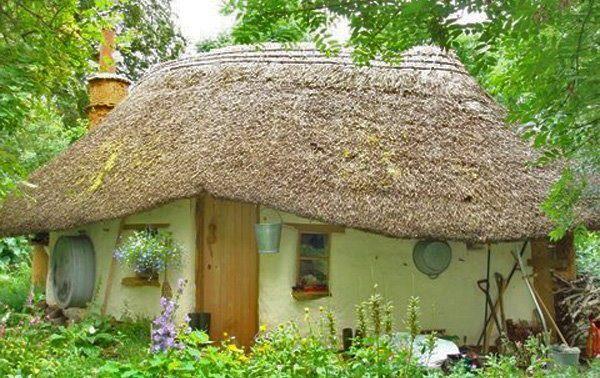 Blog by saharin: дом из самана: Экодом своими руками