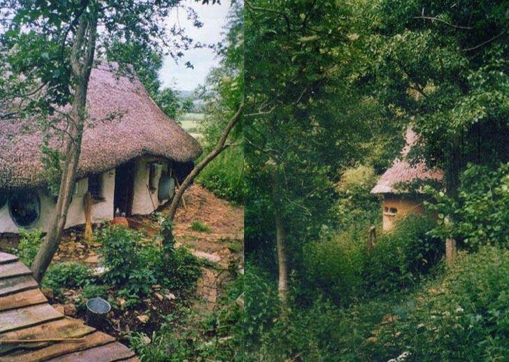 Blog by saharin: дом из глины: Экодом своими руками